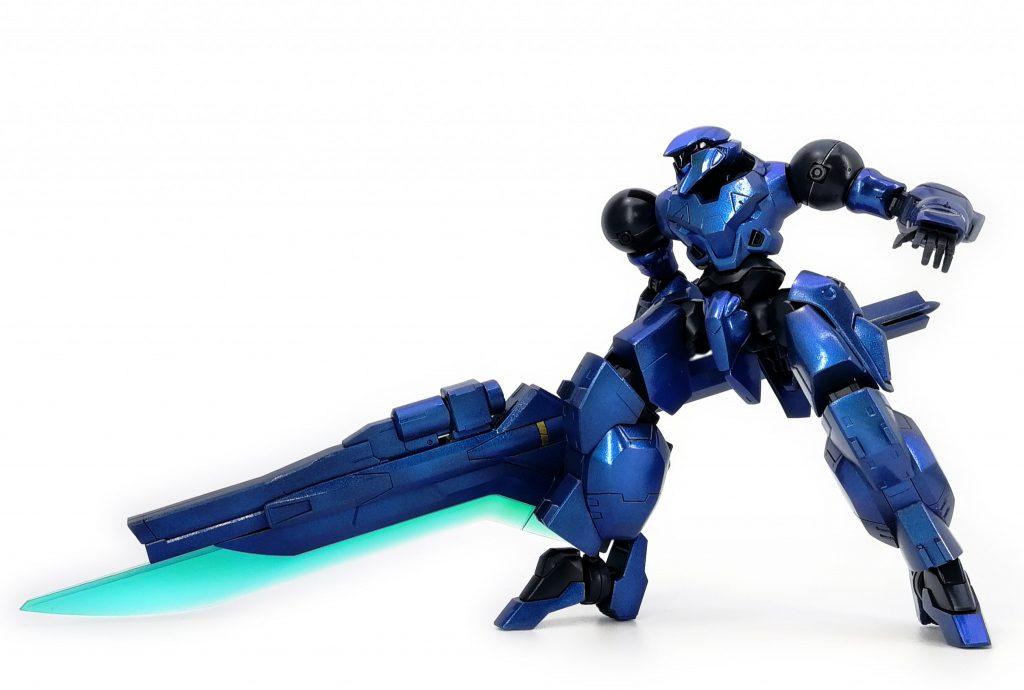 青のニーラカンタ アピールショット6