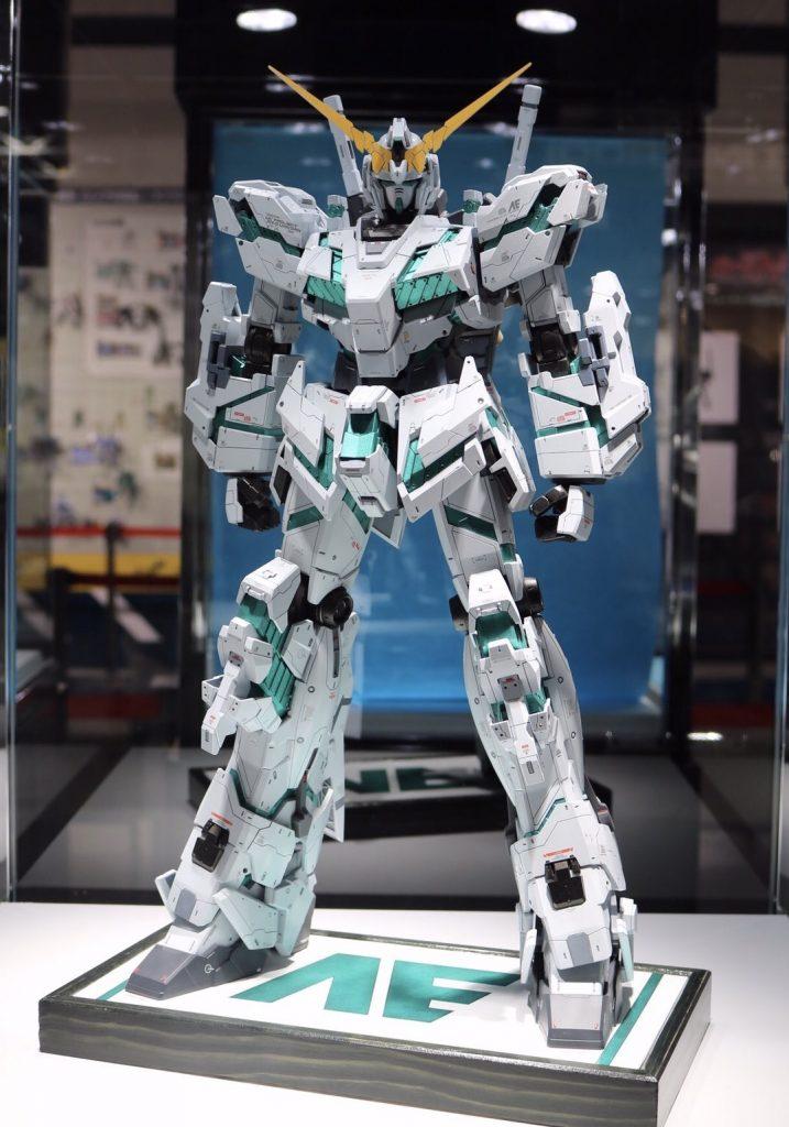 メガサイズ RX-0 UNICORN アピールショット4