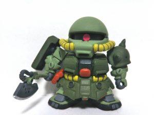 SD ザクⅡ FZ型 (ザクⅡ改)