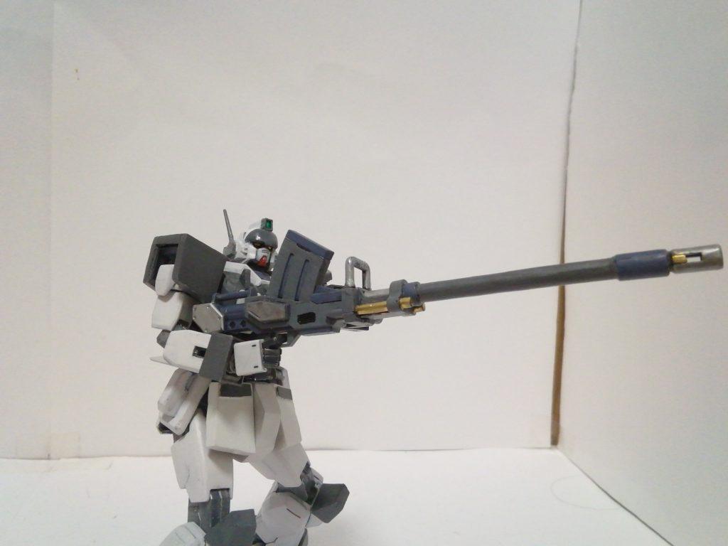 陸戦型ガンダム(改修型) アピールショット3