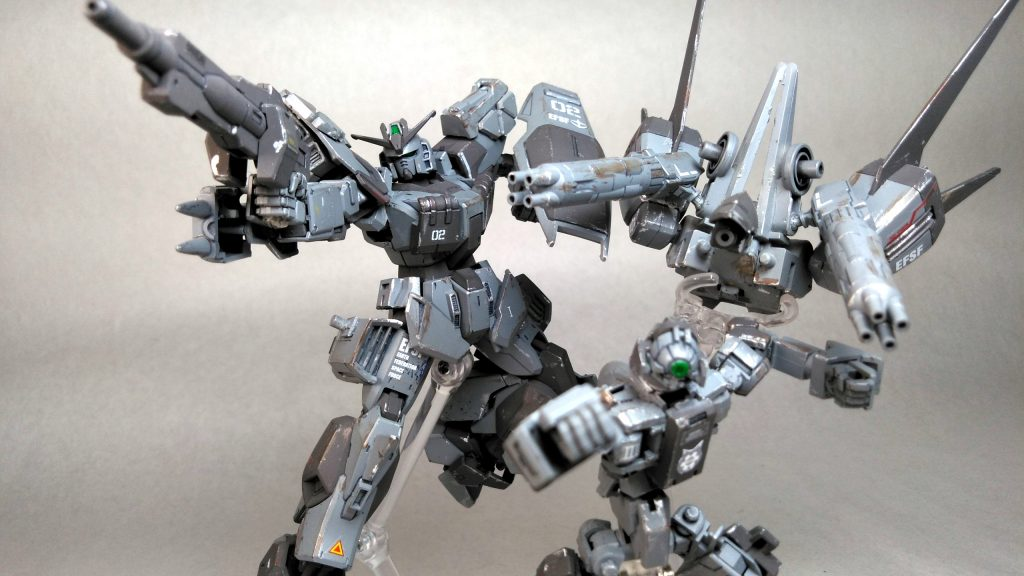 (初投稿)RX178[D.T.T.]スタークガンダム アピールショット4