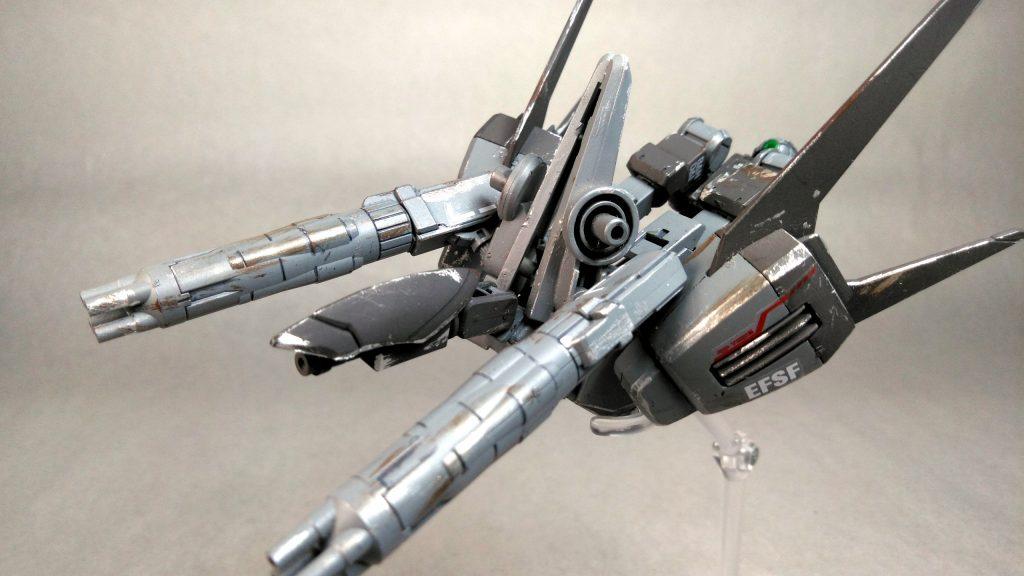 (初投稿)RX178[D.T.T.]スタークガンダム アピールショット3