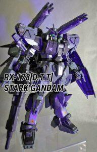 (初投稿)RX178[D.T.T.]スタークガンダム