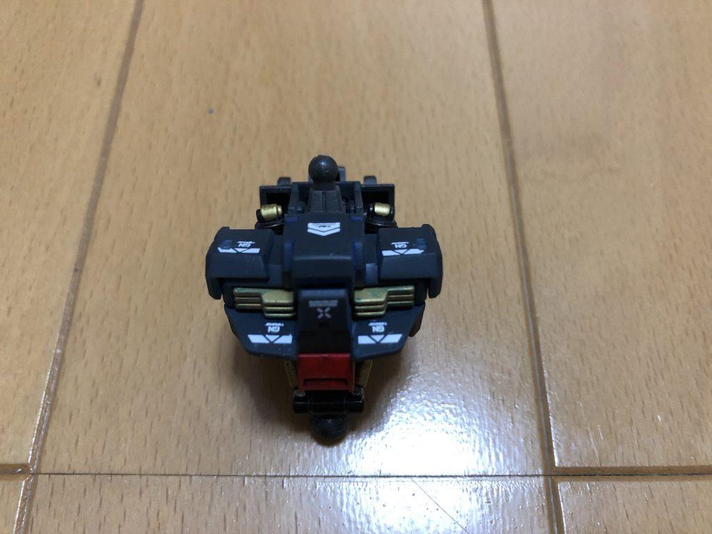 ガンダムアスタロト(重甲) 制作工程5