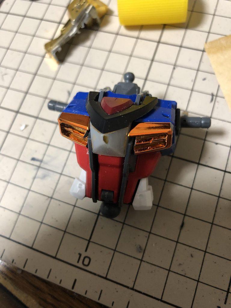 ORB-01  アカツキ 制作工程1