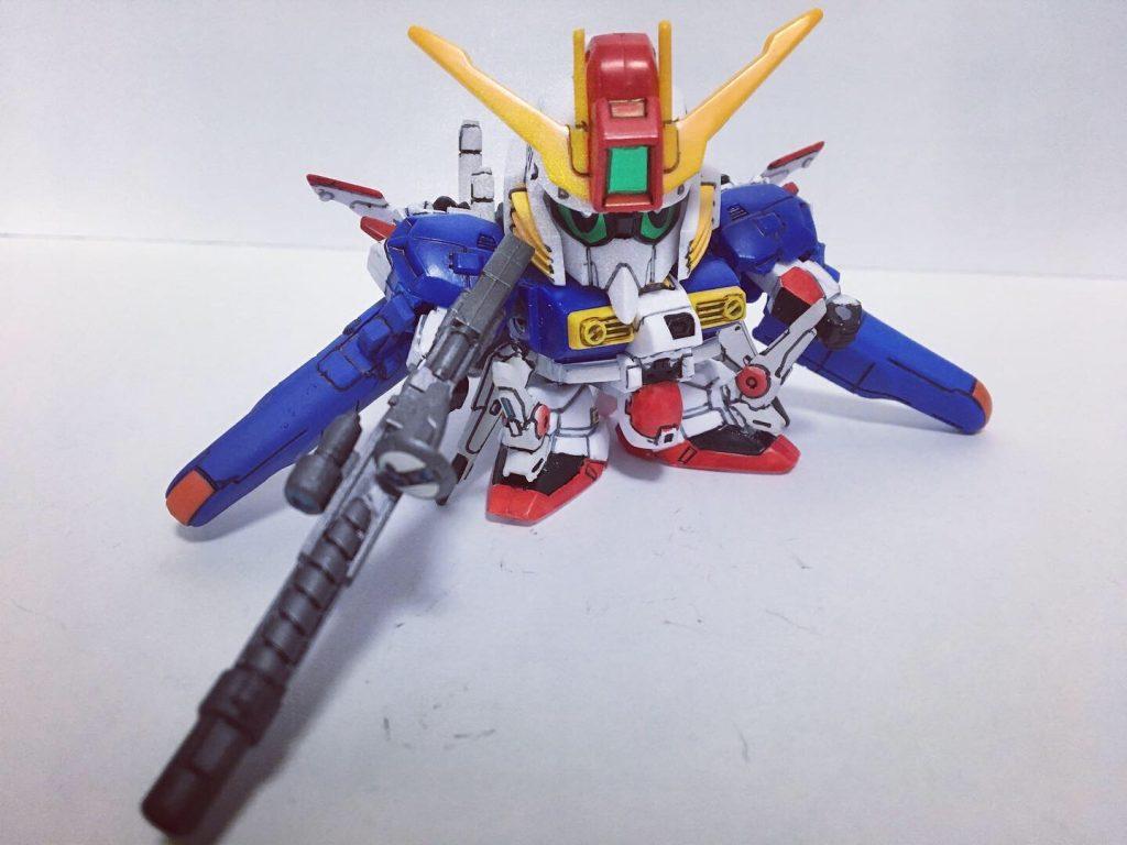 MSA-0011[Ext] Ex-S GUNDAM アピールショット4