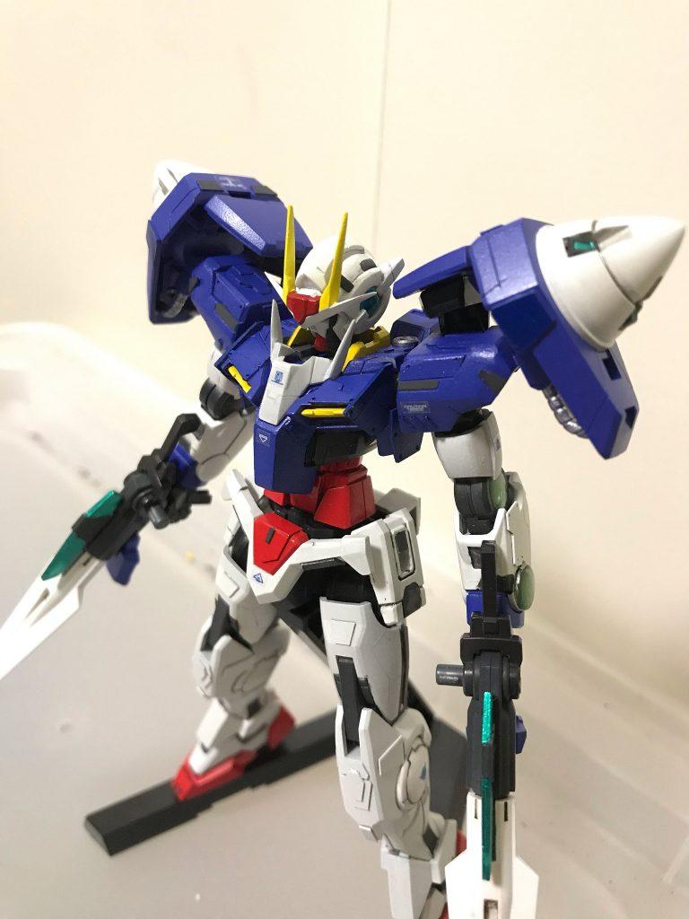 GN-0000/OO GUNDAM アピールショット3