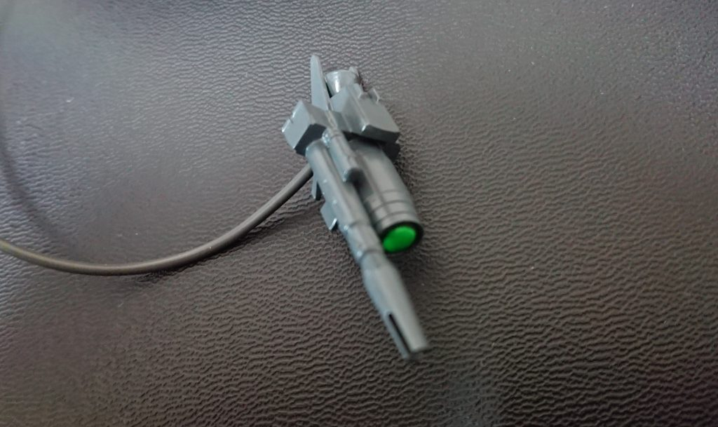 ゲルググNT用高機動試験機(改・改) 制作工程3