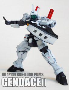 ジェノアスⅡ  RGE-B089 PDMS GENOACEⅡ