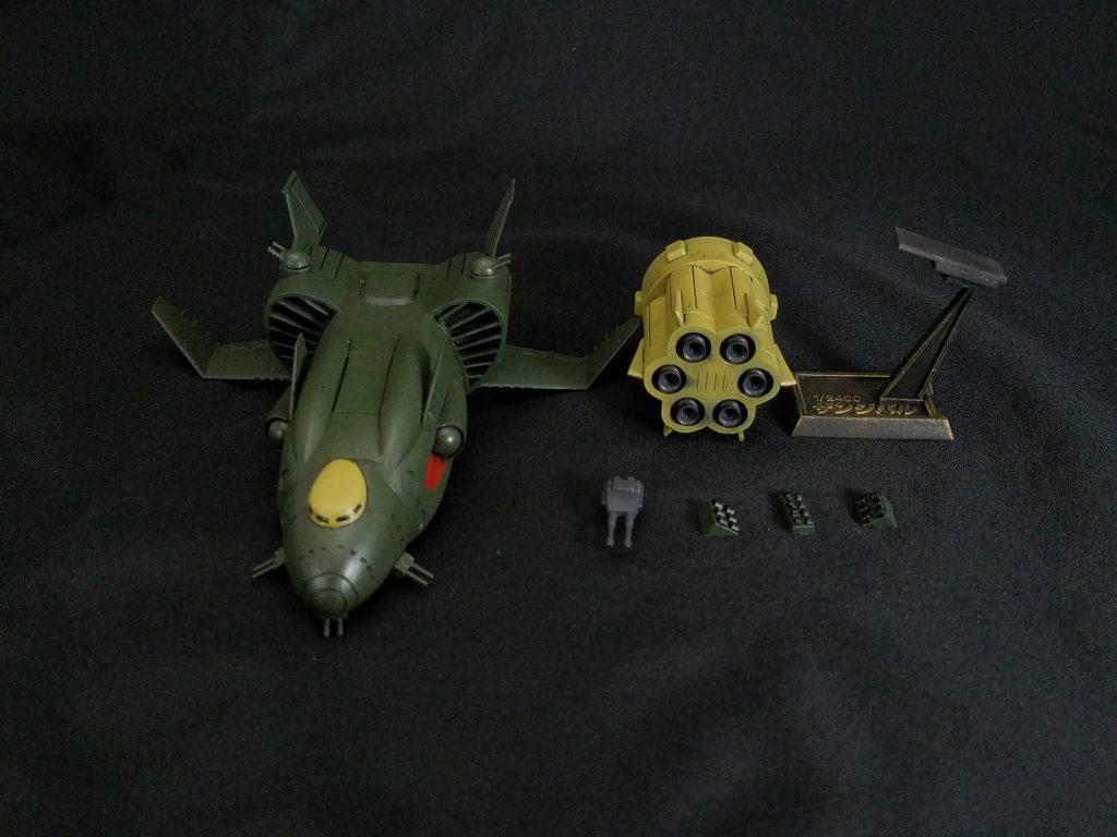 [038]CCM-80 ザンジバル級機動巡洋艦 アピールショット1