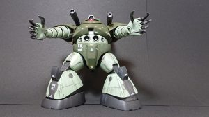 MSM-03 GOGG-CANNON【Ground Artillery type】陸戦型ゴッグキャノン