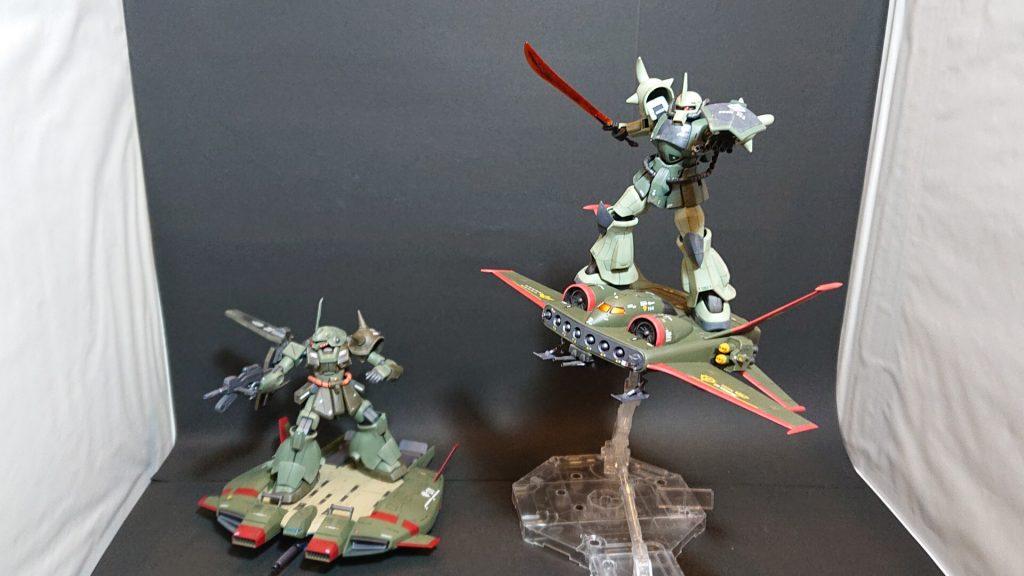 YS-11 DO-DAI YS【Type Zeon Remnant Army Improvement】ドダイYS ジオン残党軍仕様 アピールショット5