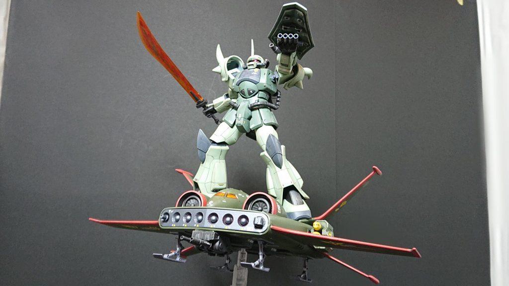 YS-11 DO-DAI YS【Type Zeon Remnant Army Improvement】ドダイYS ジオン残党軍仕様 アピールショット4