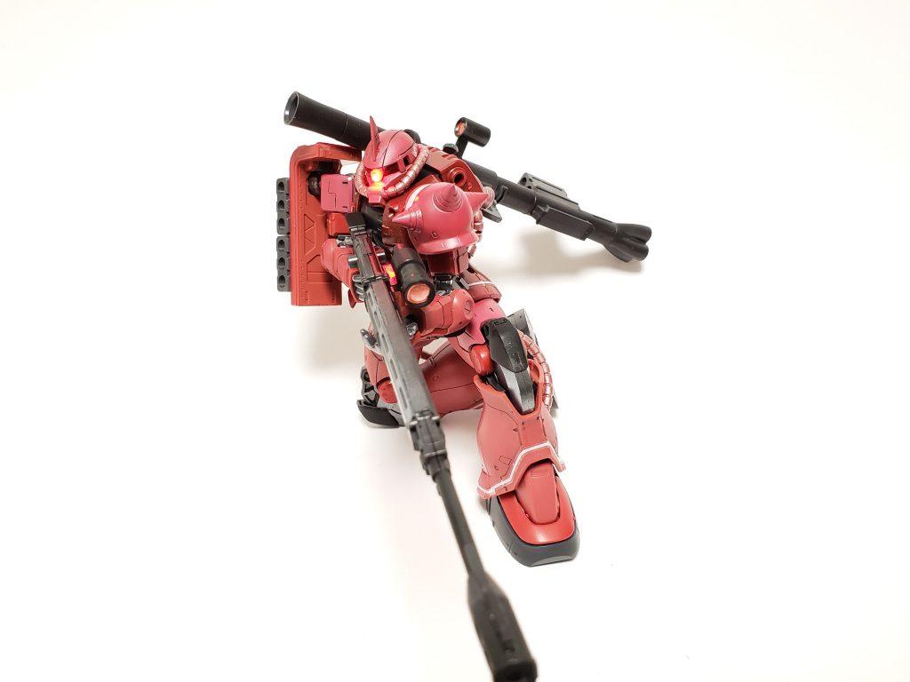【発行改造】originシャアザク アピールショット6