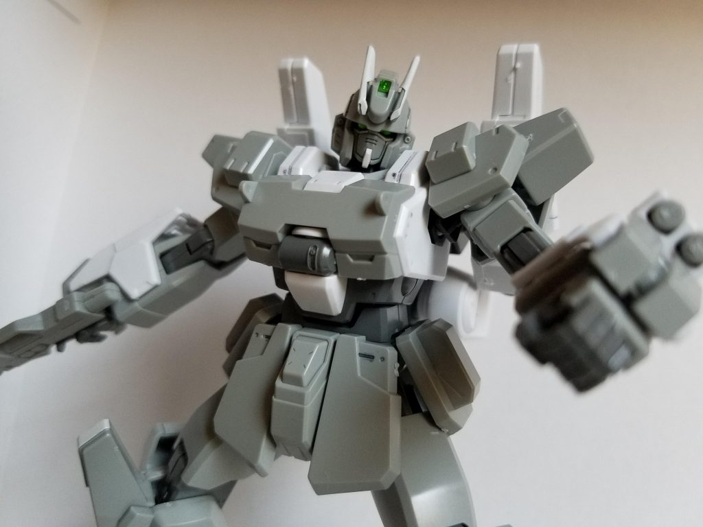 ガンダムEz-SR アピールショット1