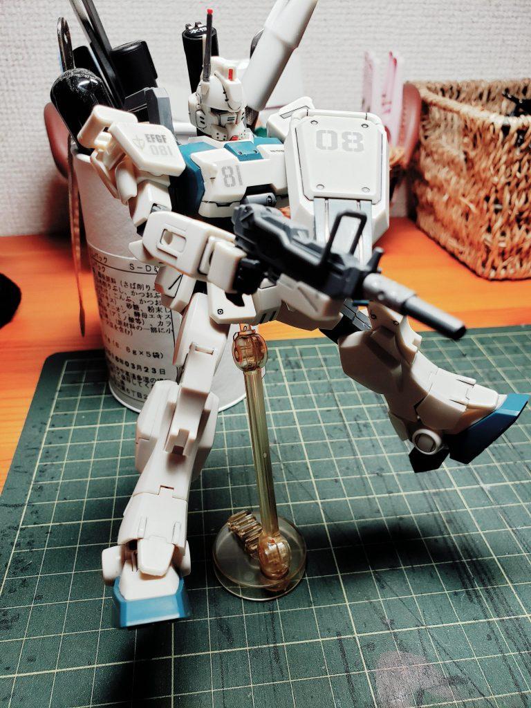 ガンダムEz-8 制作工程1