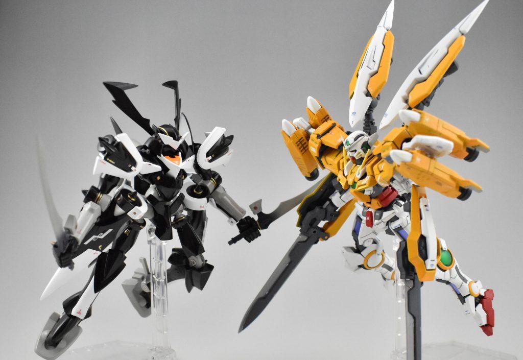 GNX-Y901TW スサノオ 制作工程1