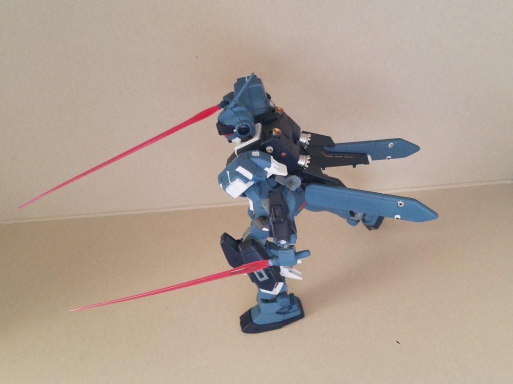 ペイルライダー空間戦仕様