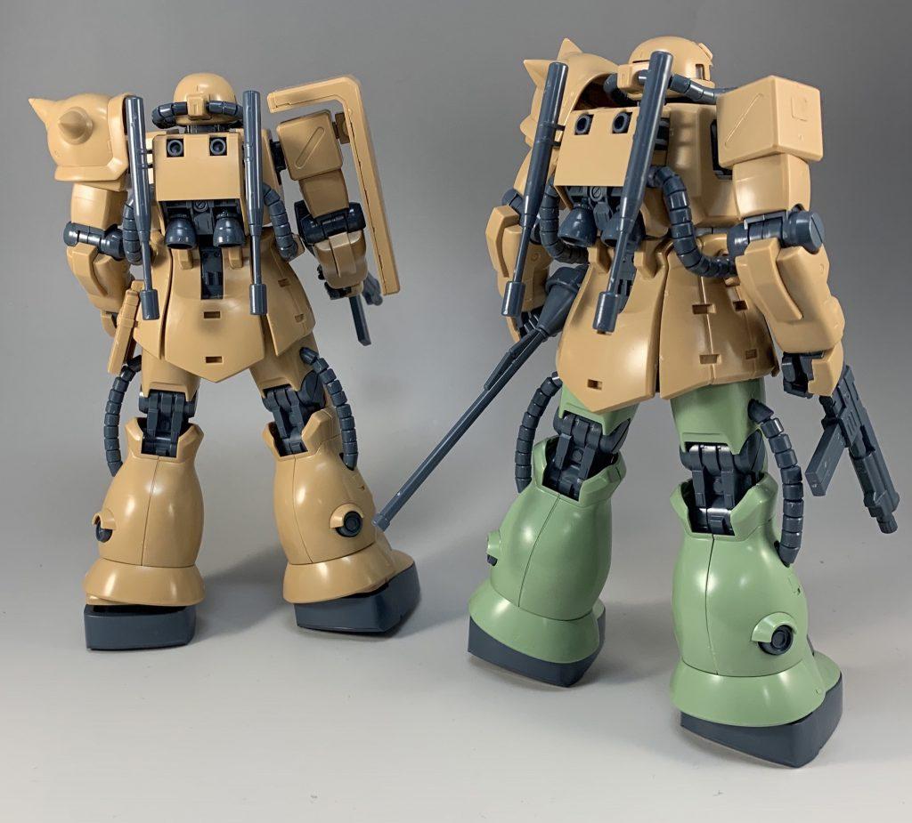 キンバライト鉱山基地守備隊 アピールショット8