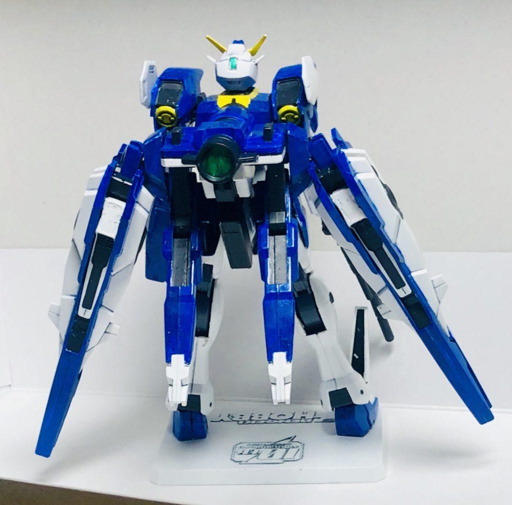 ガンダムラジエル&GNセファー アピールショット1