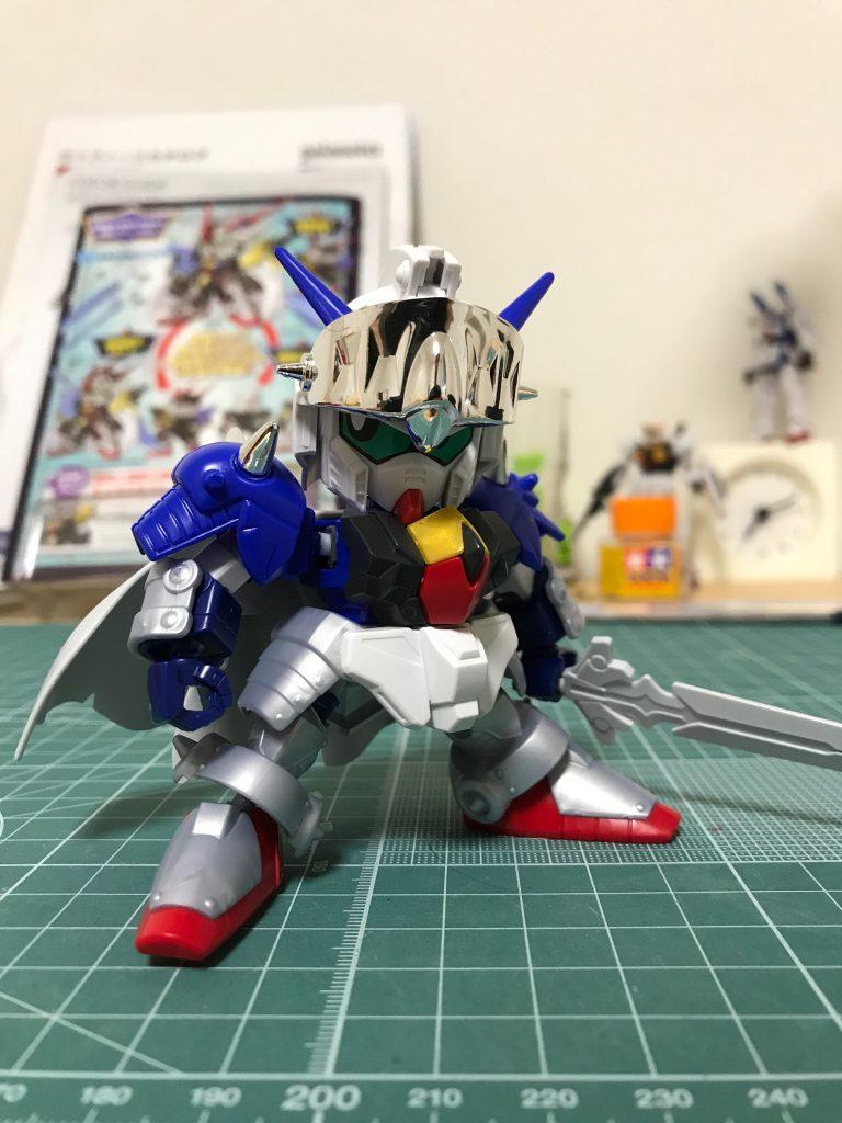 鎧騎士ガンダムF90 制作工程3