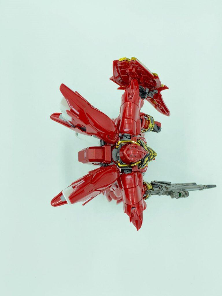 RGシナンジュ(メタリックグロスインジェクション) アピールショット5