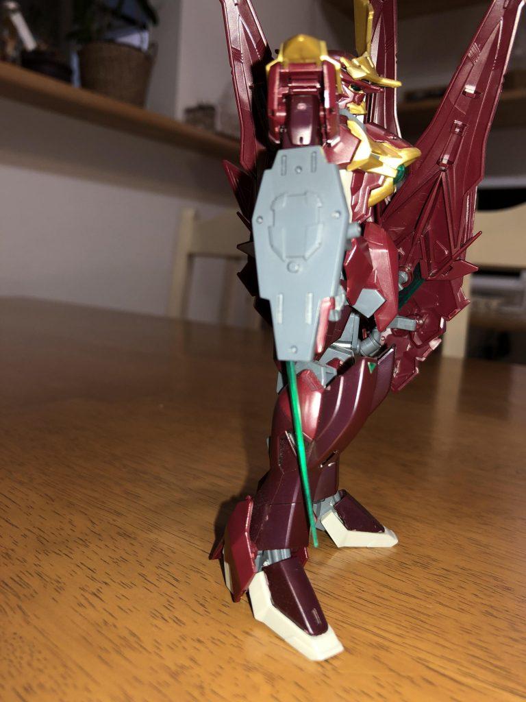 覇皇忍パルス アピールショット2