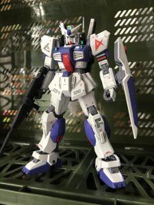ガンダムMk-Ⅱ アムロ仕様 ロンドベル版