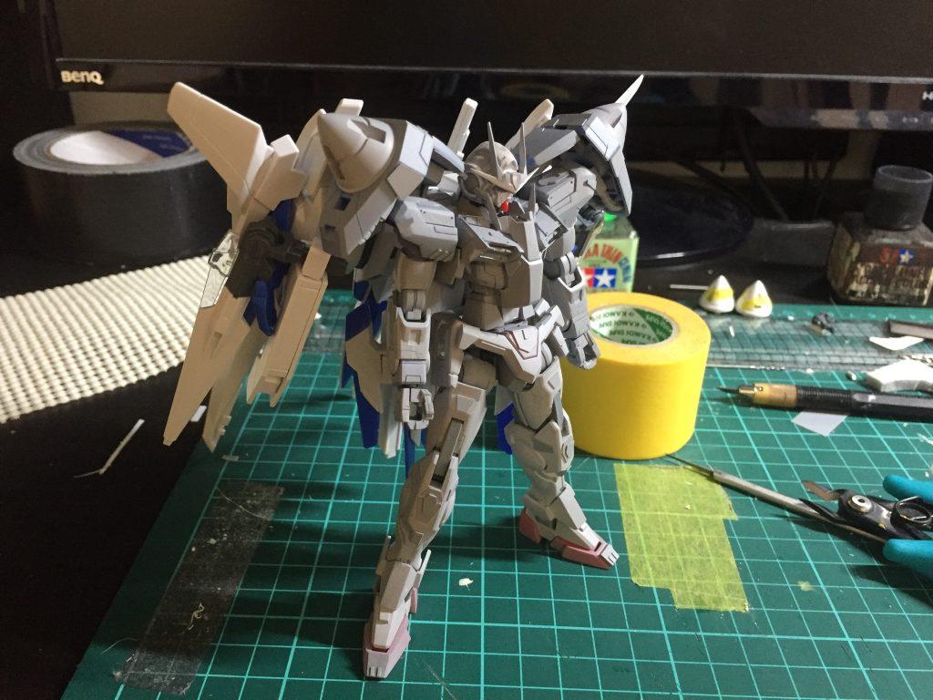 GN-0000/OO GUNDAM 制作工程4