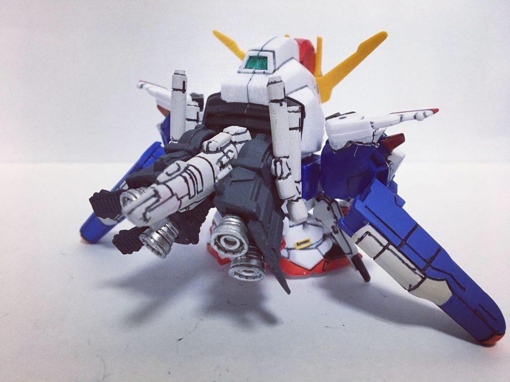 MSA-0011[Ext] Ex-S GUNDAM アピールショット2