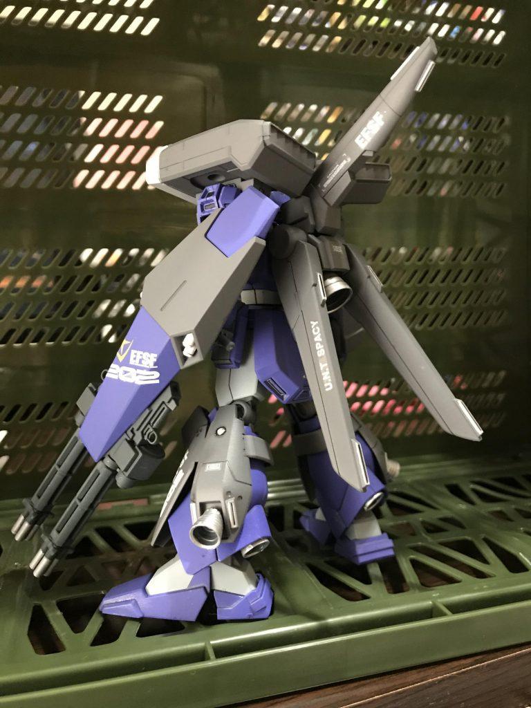 スタークジェガン D装備 ハヤマ機 アピールショット3