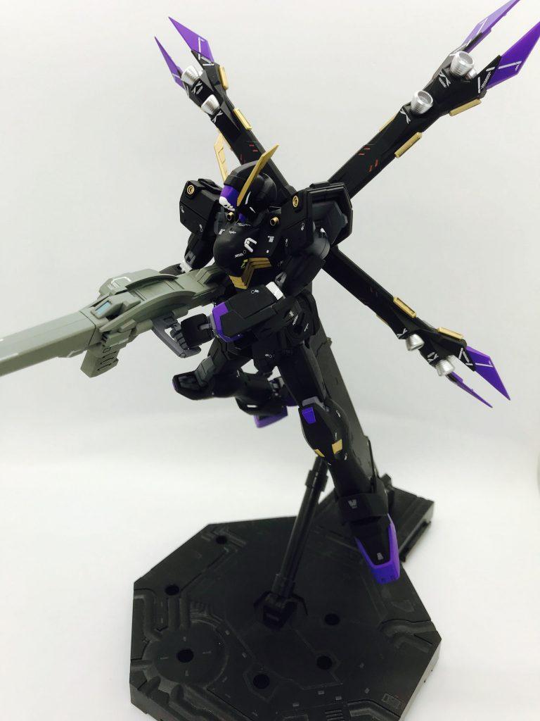 MGクロスボーンガンダムX2改 アピールショット3