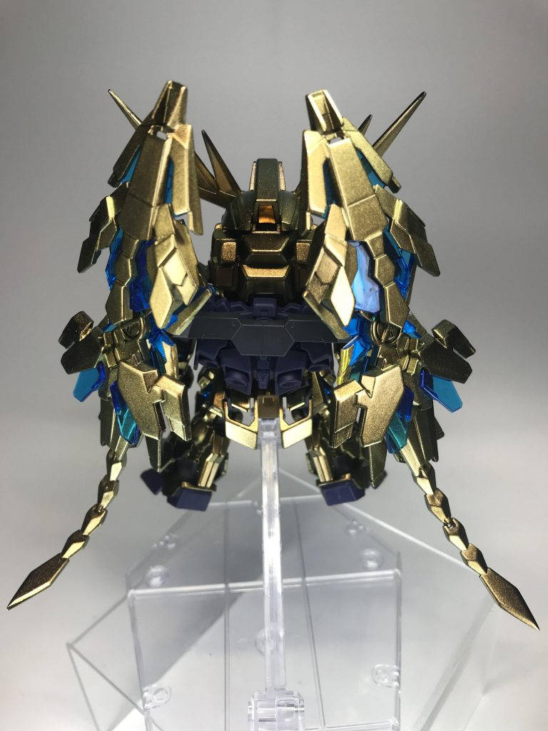 クロスシルエット フェネクス  偏光ゴールド仕上げ アピールショット5