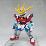 SD Try Burning Gundam