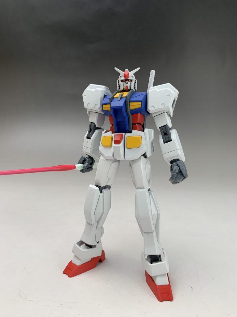 ガンダムR-01 アピールショット5