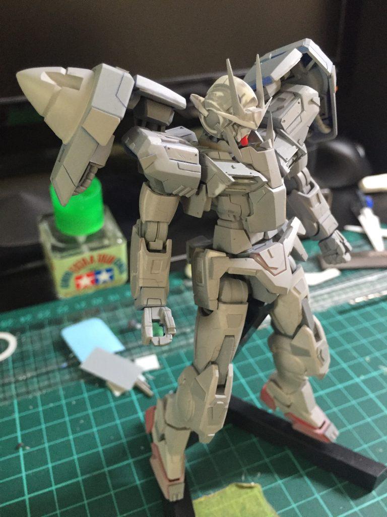 GN-0000/OO GUNDAM アピールショット4