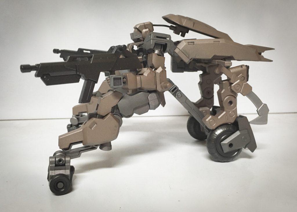 獅電 ヰ型 アピールショット8