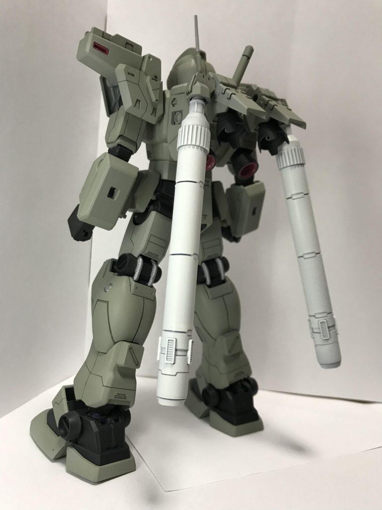 高機動型ジムカスタム アピールショット5