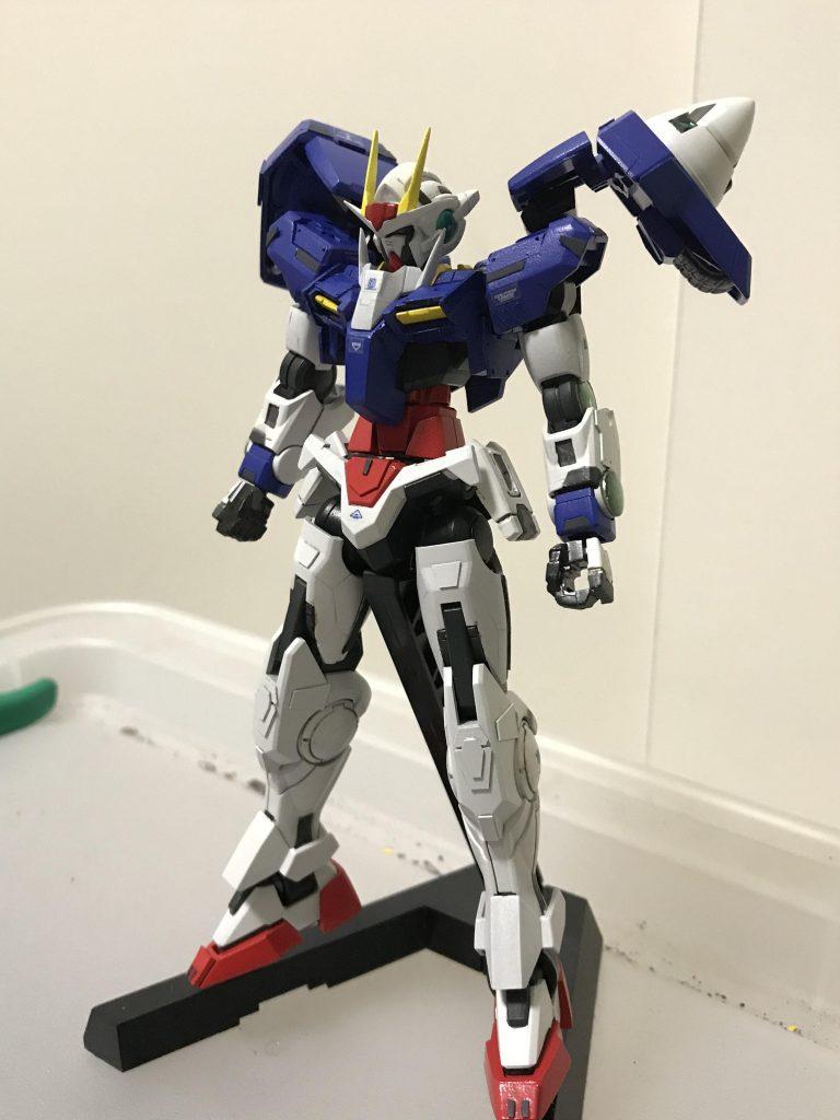 GN-0000/OO GUNDAM アピールショット1
