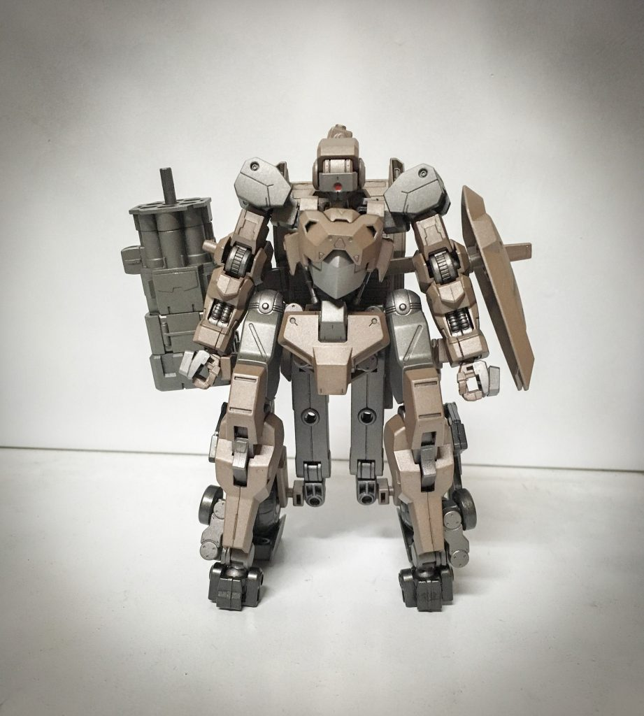 獅電 ヰ型 アピールショット1