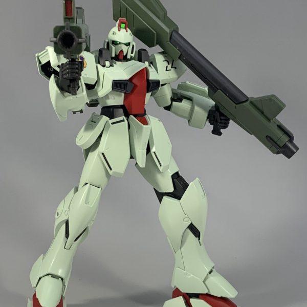 ガンイージ/地球連邦軍供与仕様
