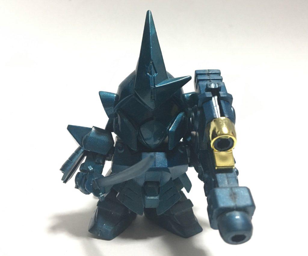 BB戦士 武者百士貴 制作工程2