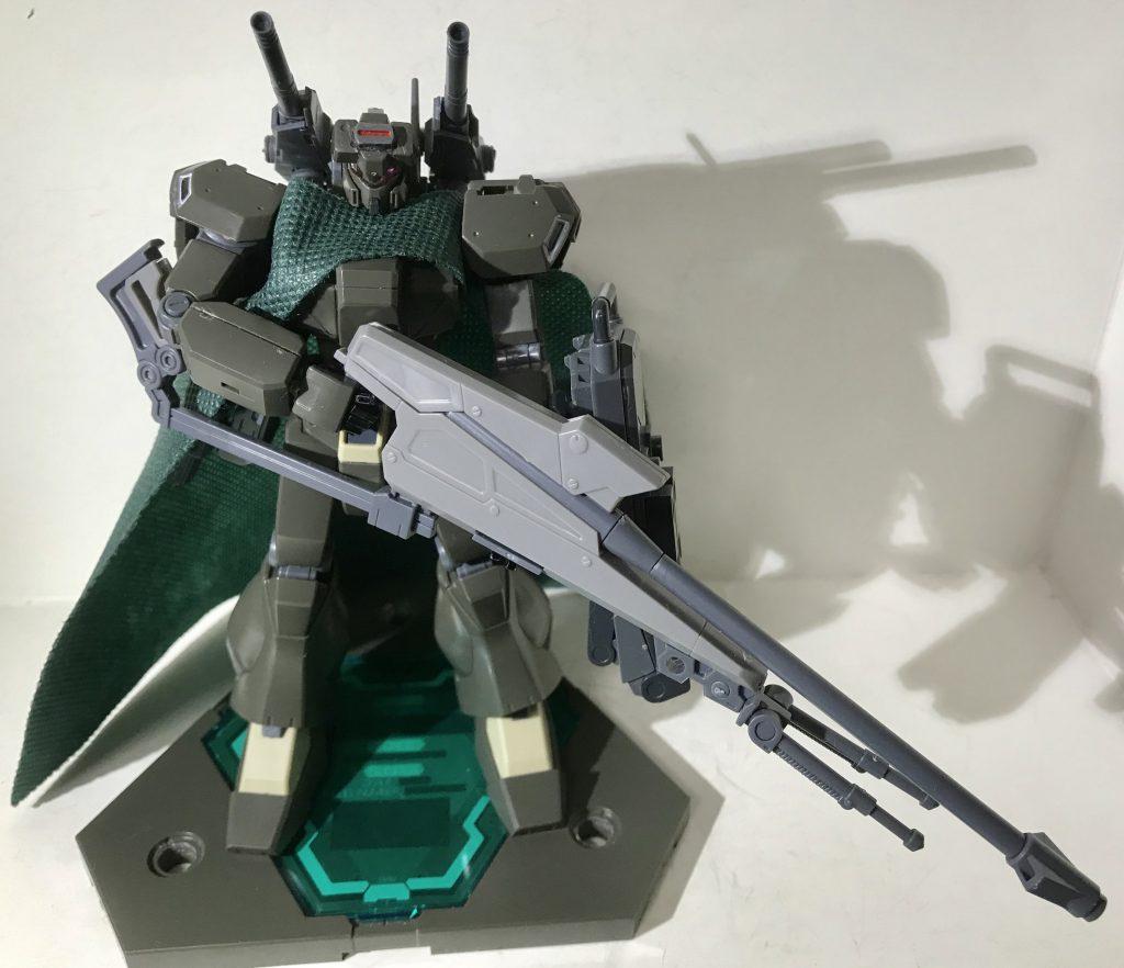 ジェガンカースラプターSS アピールショット1