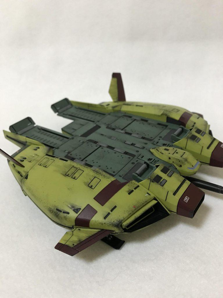 HGUC 1/144 ザクⅠスナイパータイプ カークス機 アピールショット7