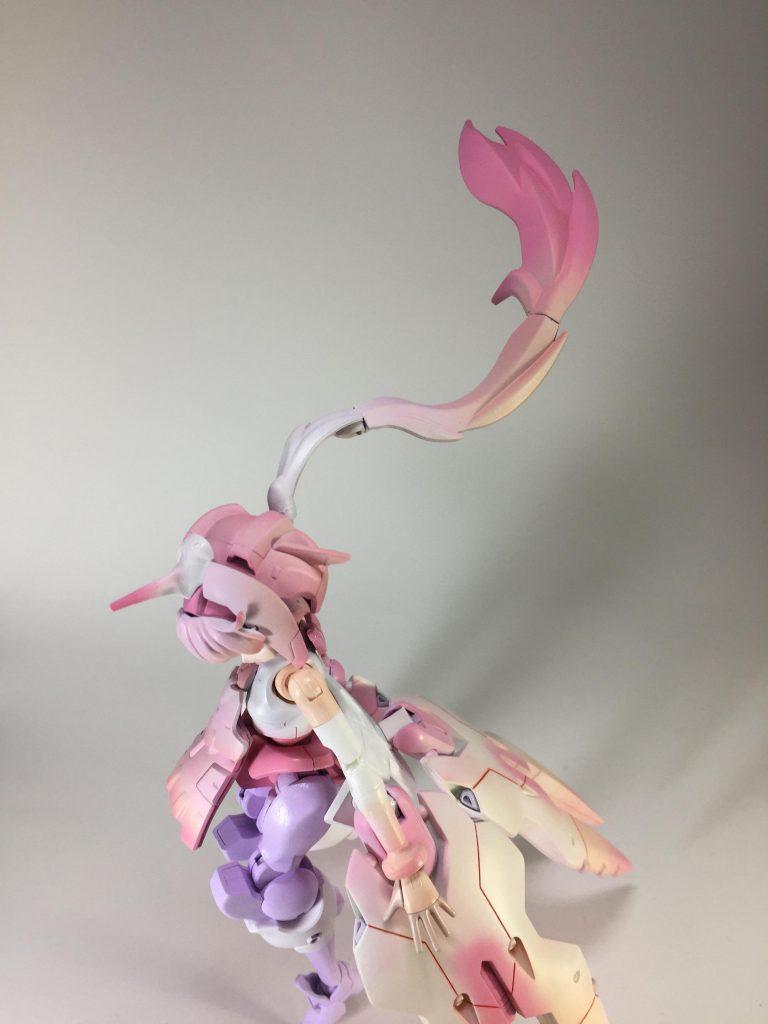 桜サラちゃん アピールショット1