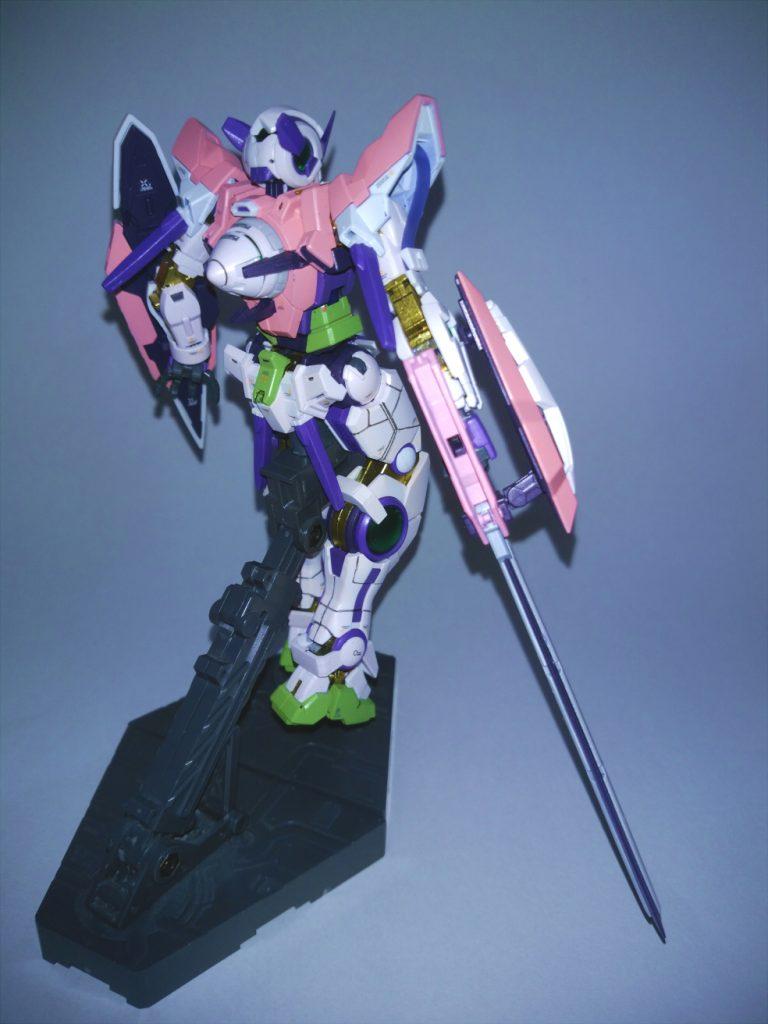 桜色エクシア アピールショット3