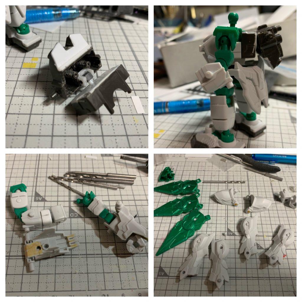 RX-零丸 神気結晶 制作工程7