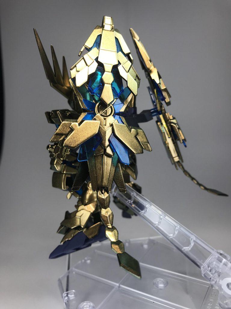 クロスシルエット フェネクス  偏光ゴールド仕上げ アピールショット7