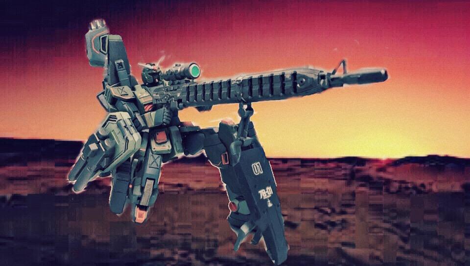RX-78-01[FHC]GUNDAM FHC アピールショット7