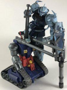 第08MS小隊 例のシーン